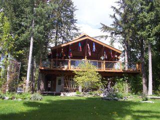 Photo 1: 5244 NE Meadow Creek Road in Celista: North Shuswap House for sale (Shuswap)  : MLS®# 10110324