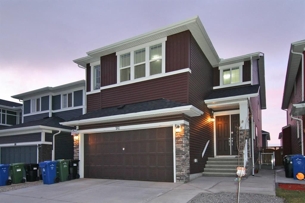 Main Photo: 92 Red Embers Terrace NE in Calgary: Redstone Detached for sale : MLS®# A1047600
