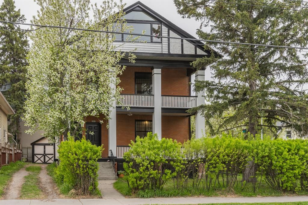 Main Photo: 1513/1515 19 Avenue SW in Calgary: Bankview Detached for sale : MLS®# A1114388