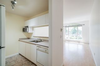 """Photo 2: 102 3463 CROWLEY Drive in Vancouver: Collingwood VE Condo for sale in """"Macgregor Court"""" (Vancouver East)  : MLS®# R2498369"""