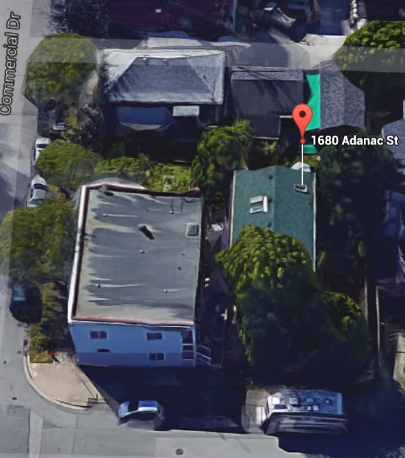 Main Photo: 1680 Adanac Street in : Hastings House for sale (Vancouver West)