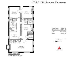 Photo 18: 1076 E 29TH Avenue in Vancouver: Fraser VE House for sale (Vancouver East)  : MLS®# V1062394