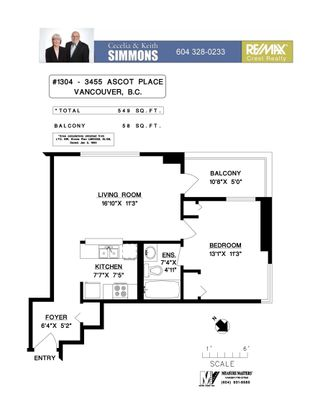"""Photo 25: 1304 3455 ASCOT Place in Vancouver: Collingwood VE Condo for sale in """"Queens Court"""" (Vancouver East)  : MLS®# R2608470"""