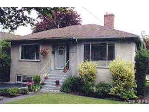 Main Photo: 3073 Albany St in VICTORIA: Vi Burnside House for sale (Victoria)  : MLS®# 134710