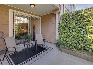 """Photo 14: # 206 3629 DEERCREST DR in North Vancouver: Roche Point Condo for sale in """"RavenWoods"""" : MLS®# V998599"""