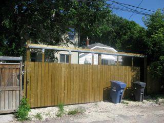 Photo 16: 886 Sherburn Street in WINNIPEG: West End / Wolseley Single Family Detached for sale (West Winnipeg)  : MLS®# 1315241