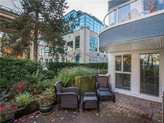"""Photo 20: 102 1502 ISLAND PARK Walk in Vancouver: False Creek Condo for sale in """"THE LAGOONS"""" (Vancouver West)  : MLS®# V1108312"""