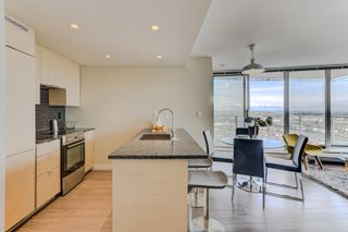 """Photo 9: 3302 488 SW MARINE Drive in Vancouver: Marpole Condo for sale in """"MARINE GATEWAY"""" (Vancouver West)  : MLS®# R2617197"""