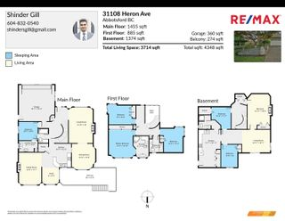 Photo 5: 31108 HERON Avenue in Abbotsford: Abbotsford West House for sale : MLS®# R2621141