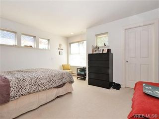 Photo 12: 4 2633 Shelbourne St in VICTORIA: Vi Jubilee Row/Townhouse for sale (Victoria)  : MLS®# 741791