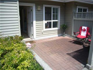 """Photo 8: # 20 6670 RUMBLE ST in Burnaby: South Slope Condo for sale in """"MERIDIAN BY THE PARK"""" (Burnaby South)  : MLS®# V841184"""