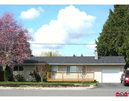 Main Photo: 27169 28TH Ave in Langley: Aldergrove Langley House for sale : MLS®# F2811193