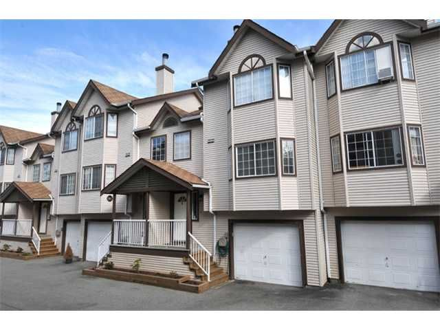 """Main Photo: Map location: 19 2352 PITT RIVER Road in Port Coquitlam: Mary Hill Townhouse for sale in """"SHAUGHNESSY ESTATES"""" : MLS®# V945682"""