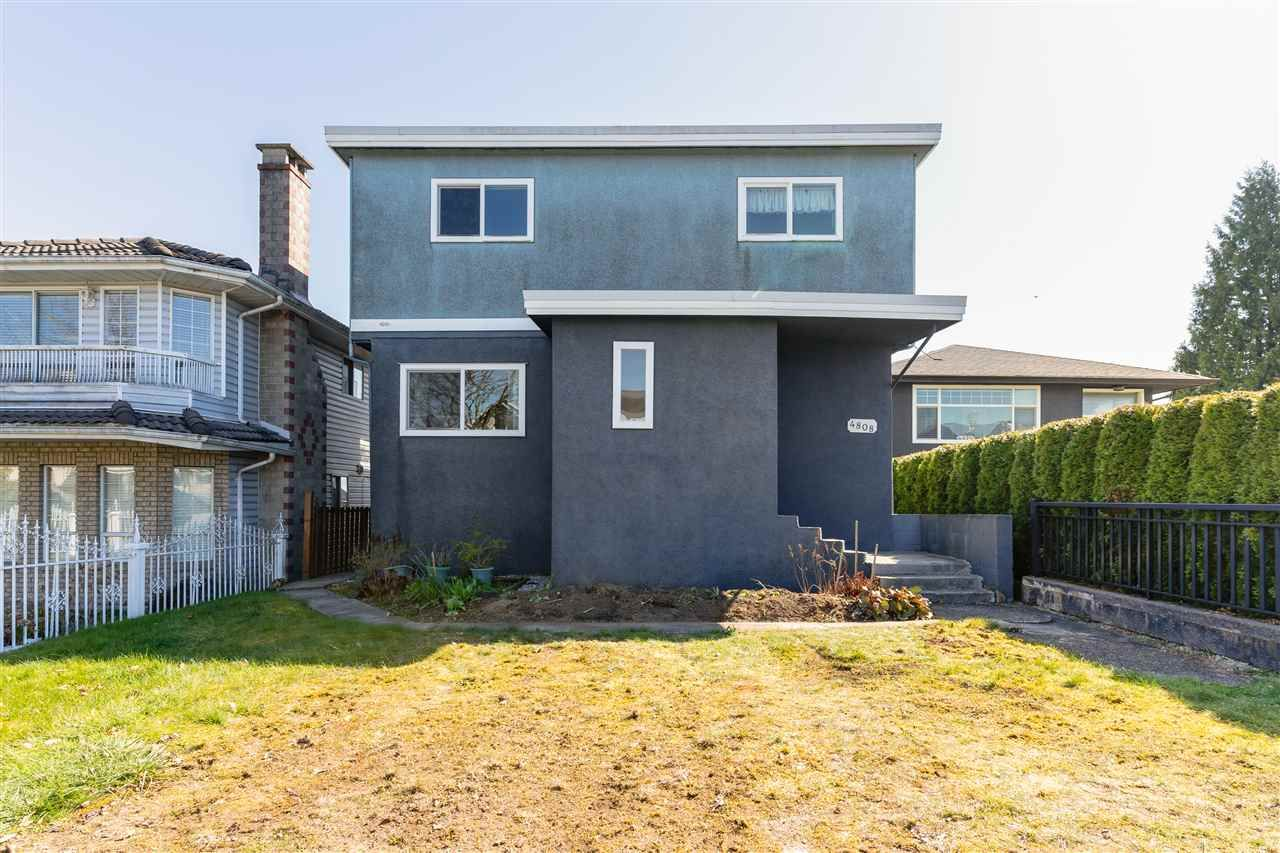 Main Photo: 4808 FRANCES Street in Burnaby: Capitol Hill BN House for sale (Burnaby North)  : MLS®# R2566443