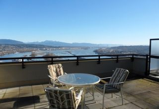 """Photo 2: 2003 11 E ROYAL Avenue in New Westminster: Fraserview NW Condo for sale in """"VICTORIA HILL HIGHRISE RESIDENCES"""" : MLS®# R2045382"""