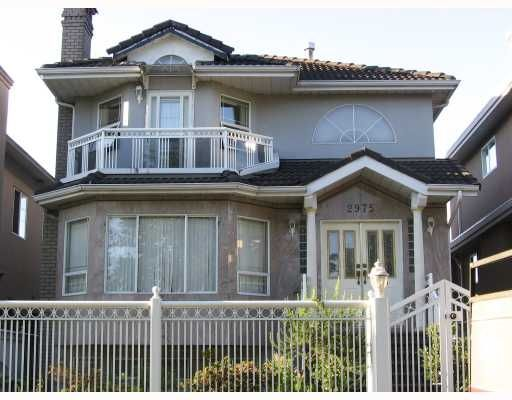 Main Photo: 2975 E 5th Avenue in Vancouver: Renfrew Heights House for sale (Vancouver East)  : MLS®# V664947
