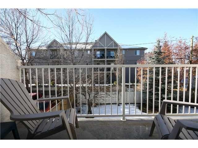 Photo 19: Photos: 1425 1 Street NE in CALGARY: Crescent Heights Townhouse for sale (Calgary)  : MLS®# C3550740