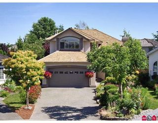 """Photo 1: 9266 207TH Street in Langley: Walnut Grove House for sale in """"GREENWOOD"""" : MLS®# F2831840"""