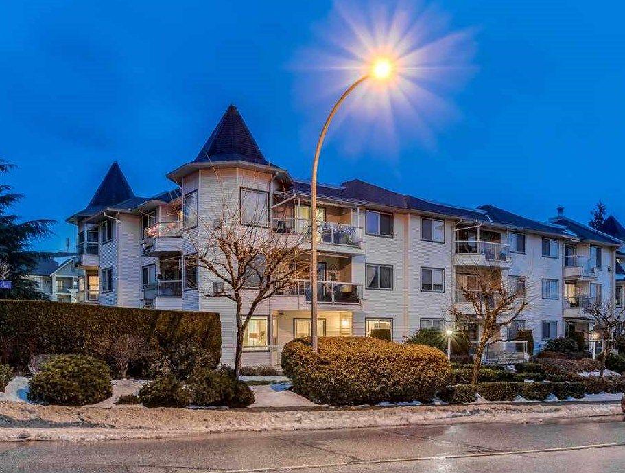 Main Photo: 103 7554 BRISKHAM STREET in Mission: Mission BC Condo for sale : MLS®# R2430128