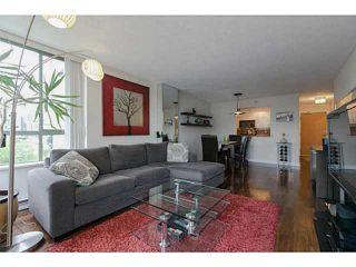 """Photo 1: 705 2288 PINE Street in Vancouver: Fairview VW Condo for sale in """"THE FAIRVIEW"""" (Vancouver West)  : MLS®# V1142280"""