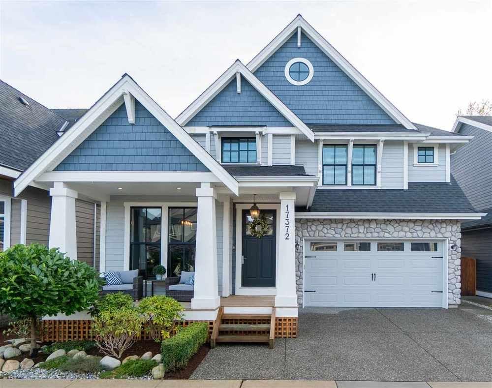 Main Photo: 17372 3 AVENUE in South Surrey White Rock: Pacific Douglas Home for sale ()  : MLS®# R2356022
