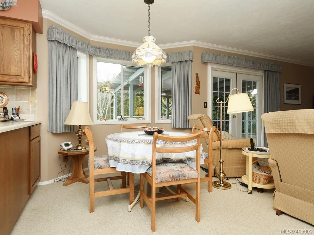 Photo 6: Photos: 6586 Bella Vista Dr in VICTORIA: CS Tanner House for sale (Central Saanich)  : MLS®# 805969