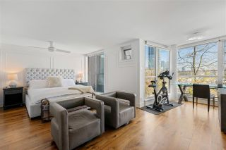 """Photo 21: 110 1228 MARINASIDE Crescent in Vancouver: Yaletown Townhouse for sale in """"Crestmark II"""" (Vancouver West)  : MLS®# R2564048"""