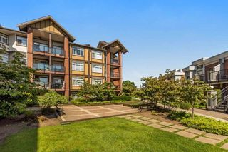 "Photo 12: 375 20170 FRASER Highway in Langley: Langley City Condo for sale in ""PADDINGTON STATION"" : MLS®# R2436069"