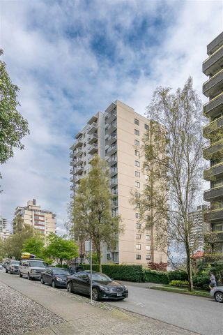 """Photo 20: 1204 1146 HARWOOD Street in Vancouver: West End VW Condo for sale in """"THE LAMPLIGHTER"""" (Vancouver West)  : MLS®# R2185943"""
