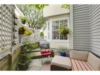 Photo 4: 8481 Portside Court in Vancouver: Fraserview Townhouse for sale (Vancouver East)  : MLS®# V1072483