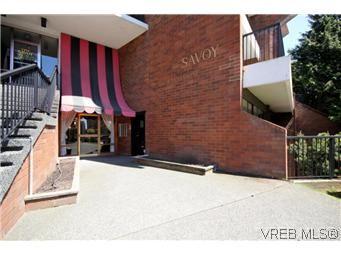 Main Photo: 608 777 Blanshard St in VICTORIA: Vi Downtown Condo for sale (Victoria)  : MLS®# 594073