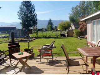 Photo 2: 42732 SOUTH SUMAS Road in Sardis: Greendale Chilliwack House for sale : MLS®# H1102019