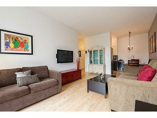 """Photo 4: 214 1345 W 15TH Avenue in Vancouver: Fairview VW Condo for sale in """"SUNRISE WEST"""" (Vancouver West)  : MLS®# V1118182"""