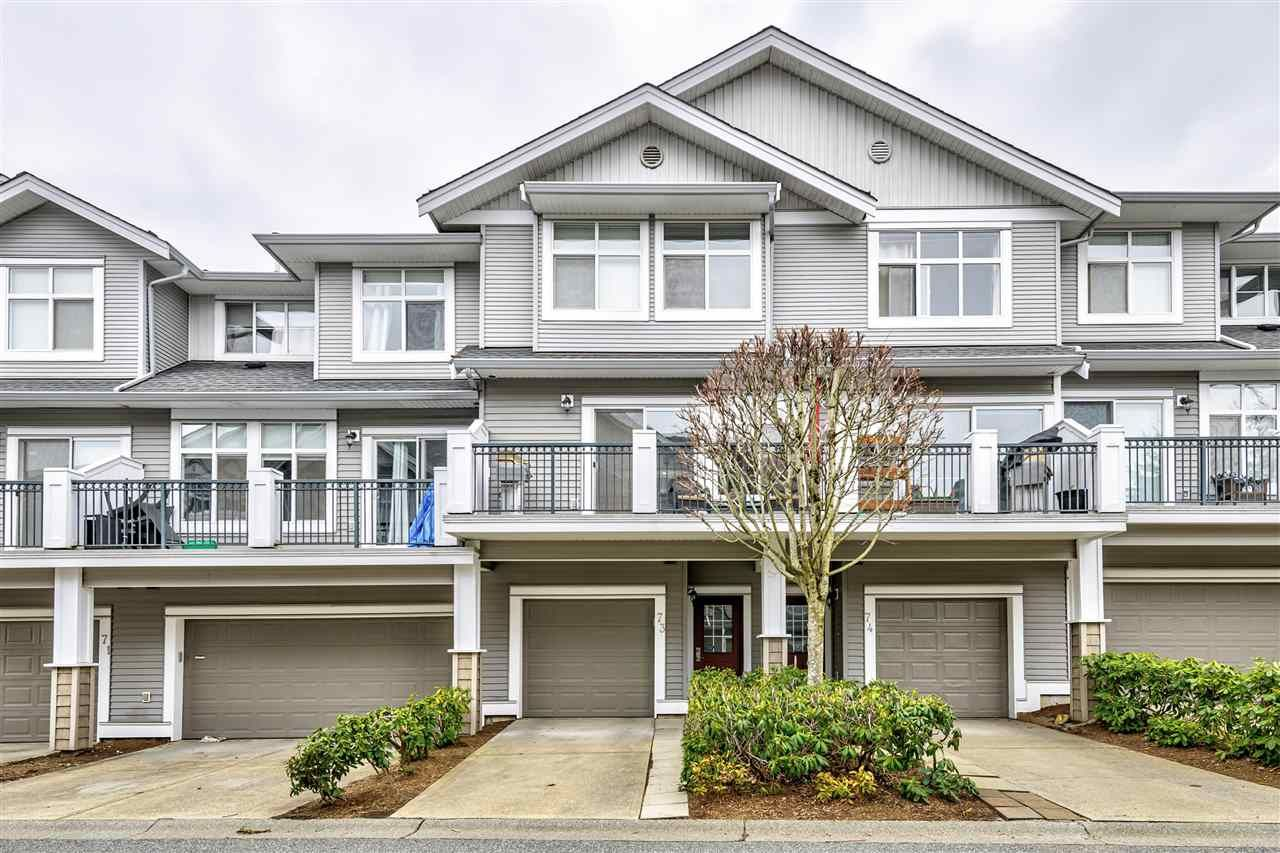 "Main Photo: 73 20449 66 Avenue in Langley: Willoughby Heights Townhouse for sale in ""Natures Landing"" : MLS®# R2558309"