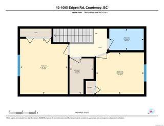 Photo 10: 13 1095 Edgett Rd in : CV Courtenay City Condo for sale (Comox Valley)  : MLS®# 882938