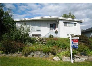 Photo 1: 823 CUMBERLAND ST in New Westminster: The Heights NW House for sale : MLS®# V953771