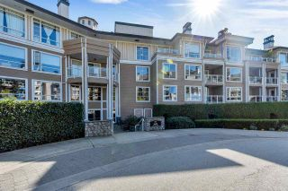 """Photo 2: 326 3629 DEERCREST Drive in North Vancouver: Roche Point Condo for sale in """"Deerfield by the Sea"""" : MLS®# R2541713"""