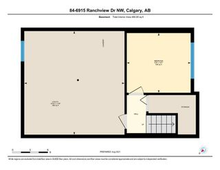 Photo 33: 84 6915 Ranchview Drive NW in Calgary: Ranchlands Row/Townhouse for sale : MLS®# A1135144