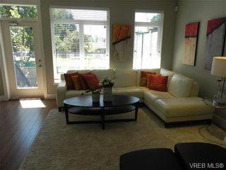 Photo 6: 1 2918 Shelbourne St in VICTORIA: Vi Oaklands Row/Townhouse for sale (Victoria)  : MLS®# 679396