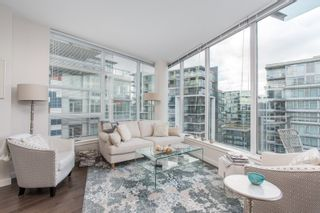"""Photo 14: 1201 88 W 1ST Avenue in Vancouver: False Creek Condo for sale in """"The One"""" (Vancouver West)  : MLS®# R2460479"""