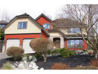 """Photo 1: 1351 HONEYSUCKLE Lane in Coquitlam: Westwood Summit CQ House for sale in """"WESTWOOD SUMMIT"""" : MLS®# V993786"""
