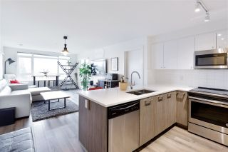 """Photo 2: 211 2525 CLARKE Street in Port Moody: Port Moody Centre Condo for sale in """"THE STRAND"""" : MLS®# R2536074"""
