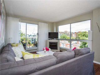 "Photo 2: 502 1508 MARINER Walk in Vancouver: False Creek Condo for sale in ""MARINER POINT"" (Vancouver West)  : MLS®# V1069887"
