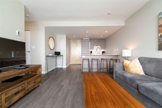 """Photo 2: 3208 488 SW MARINE Drive in Vancouver: Marpole Condo for sale in """"Marine Gateway"""" (Vancouver West)  : MLS®# R2440904"""