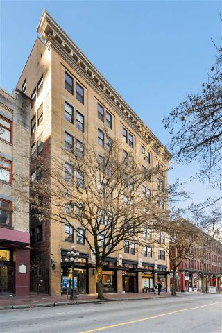 """Main Photo: 707 233 ABBOTT Street in Vancouver: Downtown VW Condo for sale in """"ABBOTT PLACE"""" (Vancouver West)  : MLS®# R2575852"""