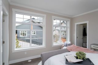 """Photo 19: 18 17033 FRASER Highway in Surrey: Fleetwood Tynehead Townhouse for sale in """"Liberty at Fleetwood"""" : MLS®# R2518351"""