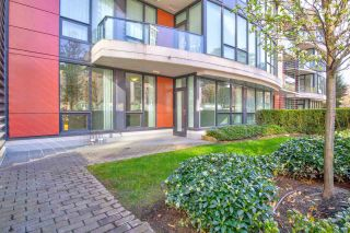 """Photo 1: 111 5638 BIRNEY Avenue in Vancouver: University VW Condo for sale in """"The Laureates"""" (Vancouver West)  : MLS®# R2578018"""