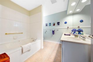 """Photo 16: 110 3098 GUILDFORD Way in Coquitlam: North Coquitlam Condo for sale in """"MARLBOROUGH HOUSE"""" : MLS®# R2592894"""