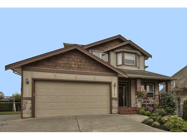 Main Photo: 8034 LITTLE TE in Mission: Mission BC House for sale : MLS®# F1447088