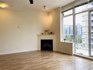 "Photo 6: 601 9288 UNIVERSITY Crescent in Burnaby: Simon Fraser Univer. Condo for sale in ""NOVO 1"" (Burnaby North)  : MLS®# R2510016"